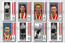 BRENTFORD - CIGARETTE CARD HISTORY 1900-1939 - Collectable postcard set # 2