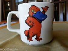 RARE SYD THE PLATYPUS  Coffee MUG SYDNEY AUSTRALIA OLYMPIC GAMES TRACK & FIELD