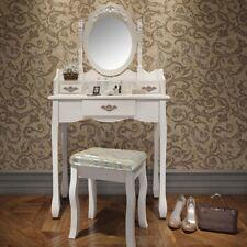 Schminktisch Spiegeltisch Frisierkommode Frisiertisch Kosmetiktisch Sekretär