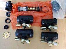 Unimog 404 Bremsen Kit ATE Kit Hauptbremszylinder 4 Radbremszylinder Dieselmot