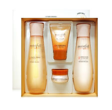 ETUDE HOUSE Moistfull collagen Skin Care Special 4 Set Toner Emulsion 2 Gift KOR