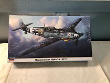 Hasegawa 1:48 Messerschmitt Bf109G-6 JG77 SEALED 09785