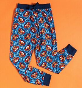 Official Blue Muppets Animal Cuffed Loungepants