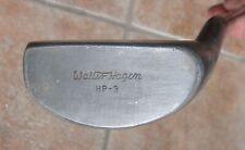 Vintage Walter Hagen HP-3 Mallet Golf Putter Very Good Original Condition