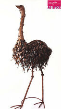 Australia Animal Emu Bird Ornament Home Garden Decoration Mother's Day Gift