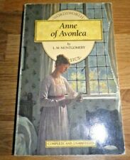 Anne of Avonlea (Anne of Green Gables, Book 2) by Montgomery, L. M.