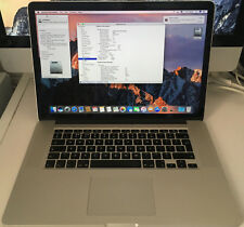 Apple MacBook Pro Retina 15 Pollici metà 2014 2.5GHz i7 16GB RAM 1Tb SSD Sierra