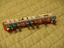TASCAM 112's CASS PARTS - SW PCB Assy and Buttons Push