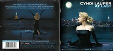 Cyndi Lauper cd album - At Last
