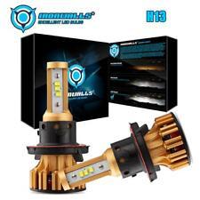 H13 9008 1700W CREE LED Headlight Conversion Kit Lamp Bulb Hi/Lo white 6000K HID