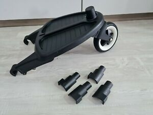 Bugaboo cameleon 1 2 & 3 wheeled board with Adapters