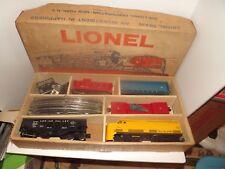 Post-War O/27 Gauge Lionel Electric Train Set #11440