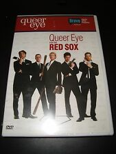 Queer Eye for the Straight Guy Queer Eye for the Red Sox DVD 2005 New Mint