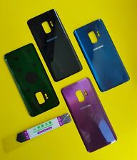 NEW Samsung Galaxy S9 S9+ Plus Back Rear Replacement Door Glass Battery Cover