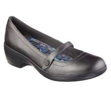 Skechers Patternless Mary Jane Flats for Women