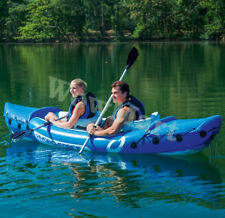 Bestway Inflatable Hydro-Force Lite Rapid 2 person Inflatable Kayak  #65077 Pump