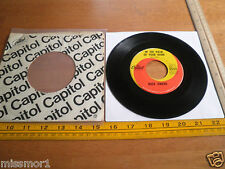 1965 Buck Owens Capitol 45 Record 5565 Nm Waitin' in your welfare line
