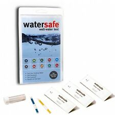 Watersafe Well Water Test Kit - Tests for 10 Common Contaminants - Free Shipping