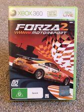 Forza Motorsport 2 Xbox 360 Game Microsoft #30 Day Warranty#