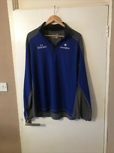 Godolphin(Fly Emirates ) Half Zip Top Under Armour. Size Large