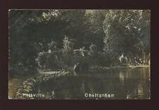 Gloucestershire Glos CHELTENHAM Pittville c1900s? PPC Mackintosh Series