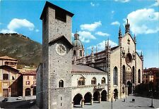 BT1130 como il duomo il broletto e la torre del comune  italy