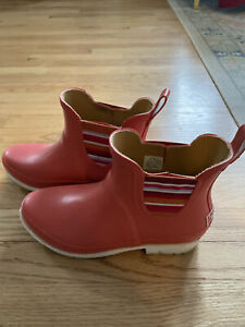 NWOT LL Bean ankle wellies womens size 8 retails $80