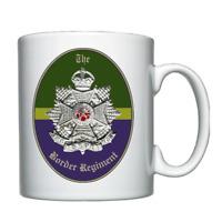 The Border Regiment  -  Personalised Mug