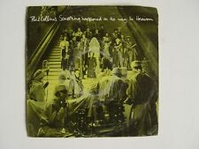 """PHIL COLLINS - Something happened at the way to heaven 7"""" Vinyl France WE171"""