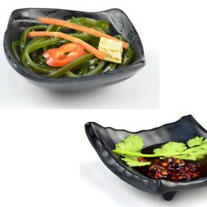 Kitchen Small Plates Dish Ceramic Bowl Seasoning Soy Sauce Vinegar