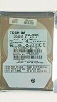 500 GB SATA Toshiba MK5061GSYN  7200rpm 2,5 Zoll Festplatte Neu