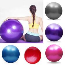 Exercise Ball Large Swiss Yoga Pregnancy Birthing Ball & Pump 55 65 75 95 CM