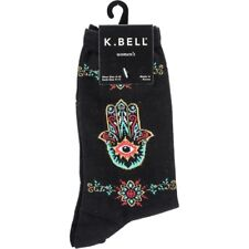 HAMSA HAND Socks Size 9 -11 Ladies Footwear