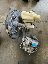 95-99 BMW E36 M3 Master Brake Cylinder w/ Booster Assembly OEM And ABS UNIT
