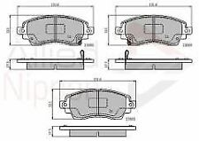 Toyota Corolla 1.3 1.6 Petrol  97-00 Front Brake Pads