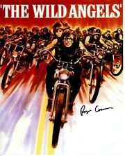 ROGER CORMAN signed autographed THE WILD ANGELS MOTORCYLE photo
