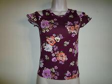 *Arizona Jean Co.* Girl's Shirt Top Size (Xs) 95% Rayon * 5% Spandex.