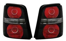 JEU DE FEUX ARRIERE LOOK CROSS BLACK VW TOURAN 1T1 TEAM 03/2003-07/2010 NEUF