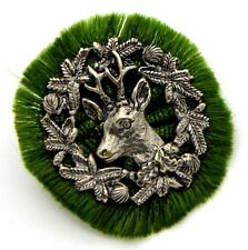Spilla Cervo Montagna (PS) cm 4,5