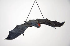 Hängedeko Fledermaus schwarz Vampir Dracula Halloween Horror Grusel Deko neu
