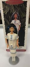 Hallmark Collector's Series, Native American Barbie Ornament - 1996