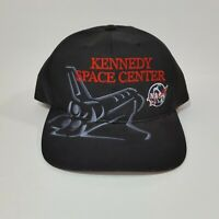 NASA Kennedy Space Center Snapback Hat Cap Space USA