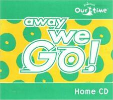 Kindermusik: Away We Go Our Time ] - (CD) W o W/o Custodia Espressa Include