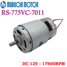 MABUCHI RS-775VC-7011 Engine DC12V 17600RPM High Speed Power Electric Tool Motor