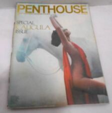 Penthouse Adult Entertainment Magazines May 1980 Special Caligula Issue