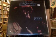 Donny Hathaway Live LP sealed 180 gm vinyl Music on Vinyl reissue RE