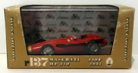 Brumm 1/43 Scale Diecast R137 - 1957 Maserati HP270 - Red