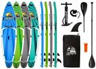 SUP Board Set Stand Up Paddle aufblasbar Surfboard Paddling ISUP 330cm - Best Reviews Guide