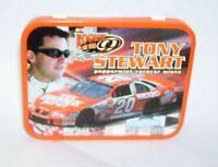 No. 20 Home Depot Tony Stewart Tin Box Hinged Miniature