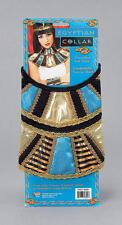 Egyptian Collar Cleopatra Ancient Egyptian Goddess Pharoah Fancy Dress
